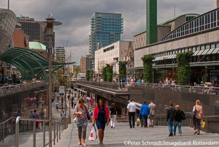 Shopping Rotterdam Koopgoot