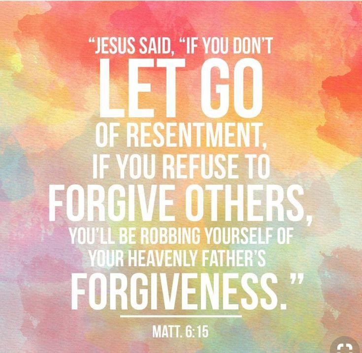 Matthew 6:15