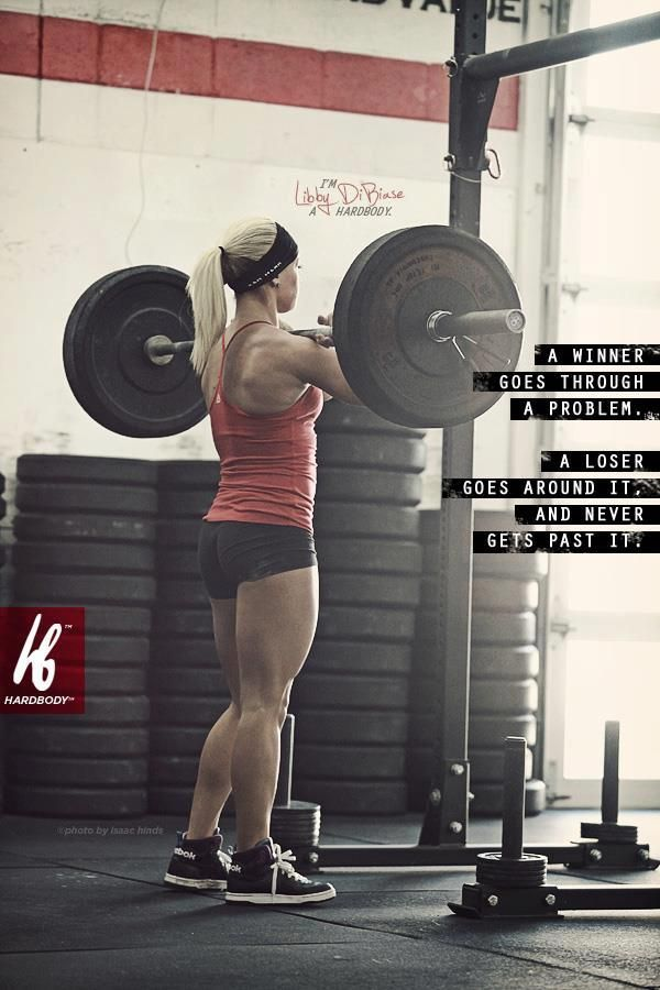 Crossfit Chick with a great pair of legs! IMuscle! @sheislean