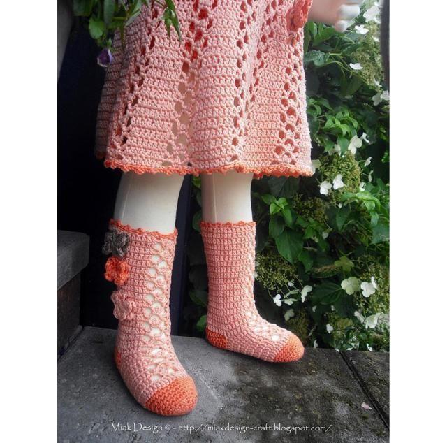 370 best Crochet Dresses images on Pinterest | Crochet dresses ...