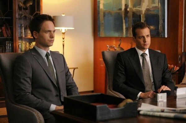 Mike and Harvey | Suits USA
