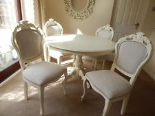 7 Best Shabby Chic Images On Pinterest  Furniture Chairs And Fair Shabby Chic Dining Room Table Design Inspiration