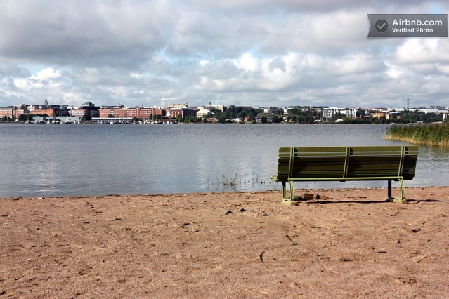 Kivinokka, summer paradise in the middle of Helsinki.