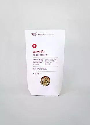 Tzekos Organic Herbs — chamomile.