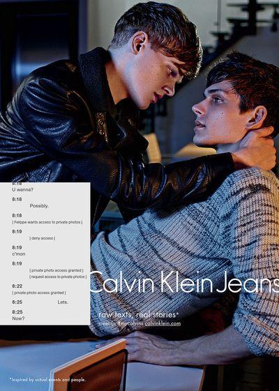 Calvin Klein Jeans 2015 Fall Campaign Visual   Fashionsnap.com