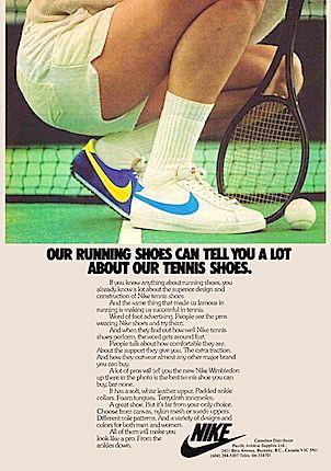 Nike Wimbledon tennis shoes