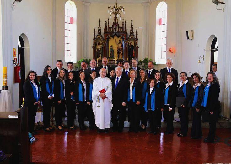 Choral Gaudeamus in Domino 2014