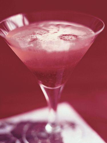 Razzle Dazzle Martini Recipe - Girls Night Cocktail Recipes - Redbook