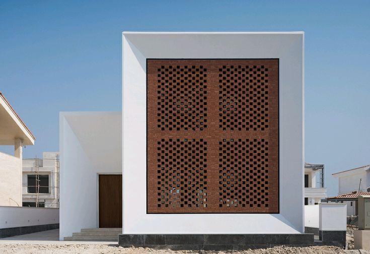 Raj Villa por CSD Office. #arquitectura #diseño #arte #tecnologia #interiorismo #tips #fractal_ea
