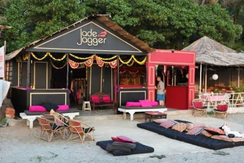 Jade Jagger Boutique + 1971 Bar, Goa, India - Virtual Globetrotting for Jetsetters, City Secrets
