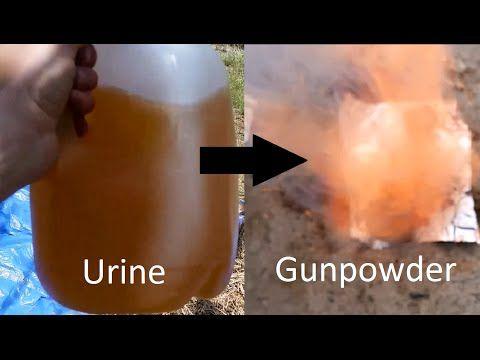How To Turn Urine Into Gunpowder http://survivallife.com/2015/08/26/turn-urine-into-gunpowder/?utm_source=Newsletter&utm_medium=Email&utm_content=8-27-2015