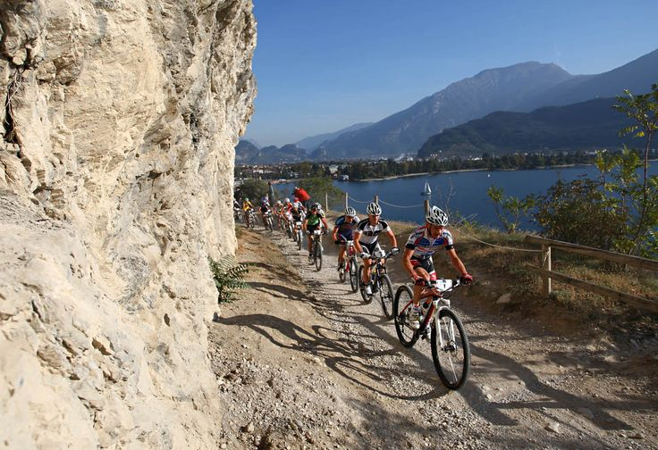 If you love mountain biking or cycling Garda Trentino is the perfect spot for your holiday