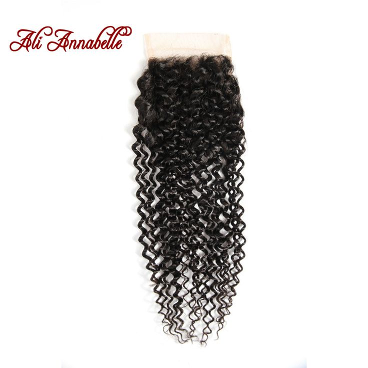 8A Grade  Hair Products Brazilian virgin hair lace closure middle part free part 2 options lace closure 4*4 10 to 24 inch