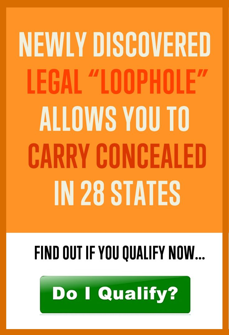 concealed carry thesis Under minnesota law, you can get a permit to carry a concealed or non- concealed handgun in public most private entities, however, are.