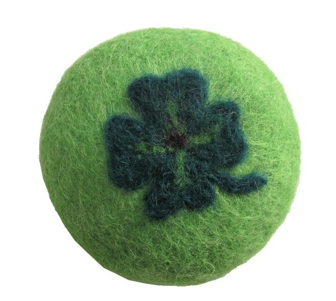 Felted Soap Good Luck