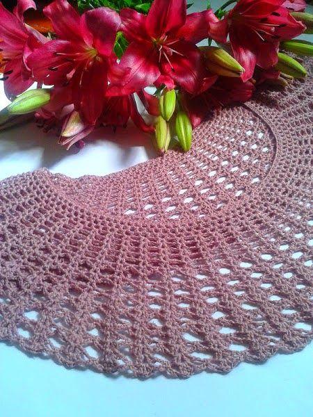 Irish crochet &: TUNIC