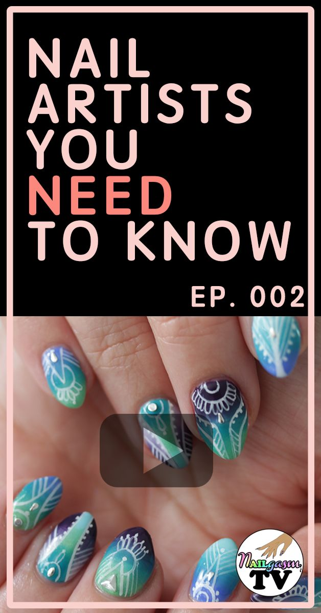 46 best NAILgasm: The Nail Art Documentary images on Pinterest ...