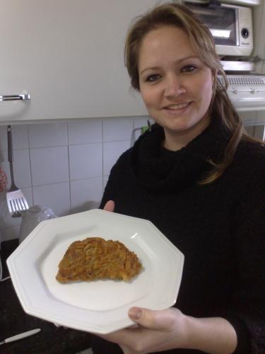 Bife à milanesa magro: feito no forno!! - Cozinha da Tina - Jornal NH