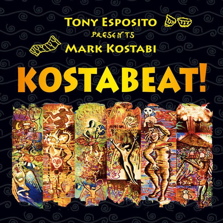 All the way Josè - Tony Esposito & Mark Kostabi