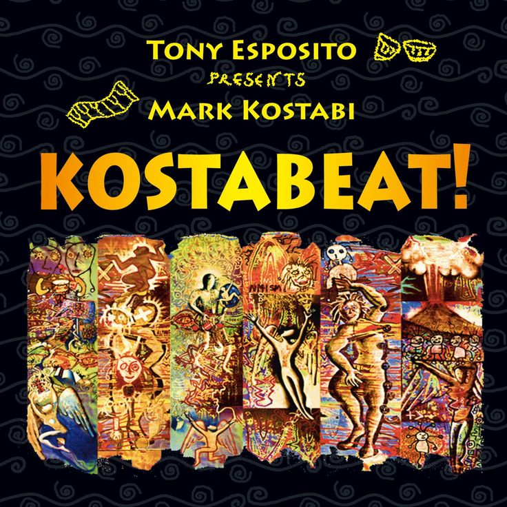 All the way Josè - Tony Esposito & Mark Kostabi