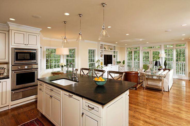 Open Kitchen Ideas Alluring Design Inspiration