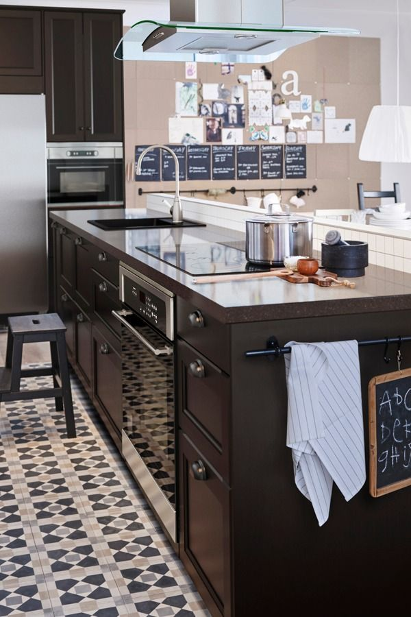 Your kitchen should fit your style! Get inspired by IKEA kitchen styles and ideas to help you get started planning your dream kitchen.