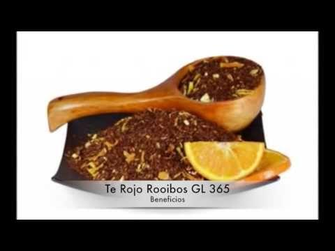 Beneficios y Propiedades del Te Rojo Rooibos 365 GL
