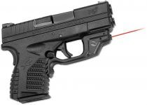 Crimson Trace Springfield XDs LaserGuard Laser Sight, Front Activation