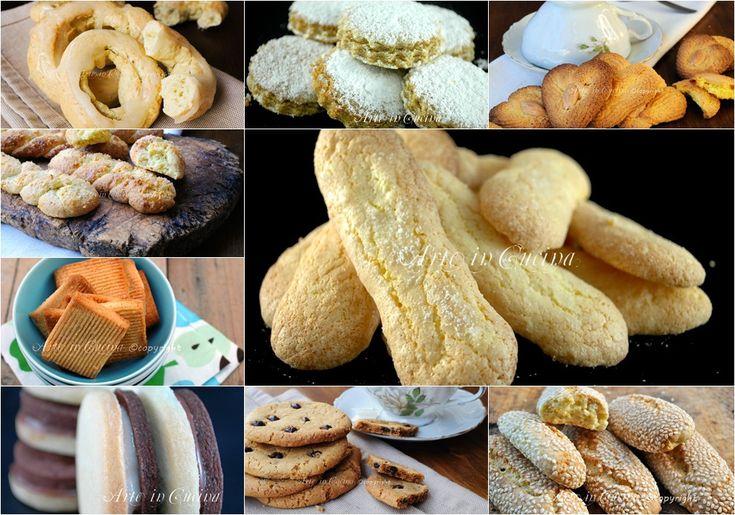 Biscotti per colazione facili e buoni vickyart arte in cucina