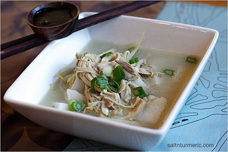 Soto Ayam Recipe (for Sugar)