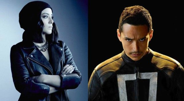 Two new Agents of SHIELD promos have debuted online featuring Quake and Ghost Rider suiting up to do what they do best. The series returns September 20.