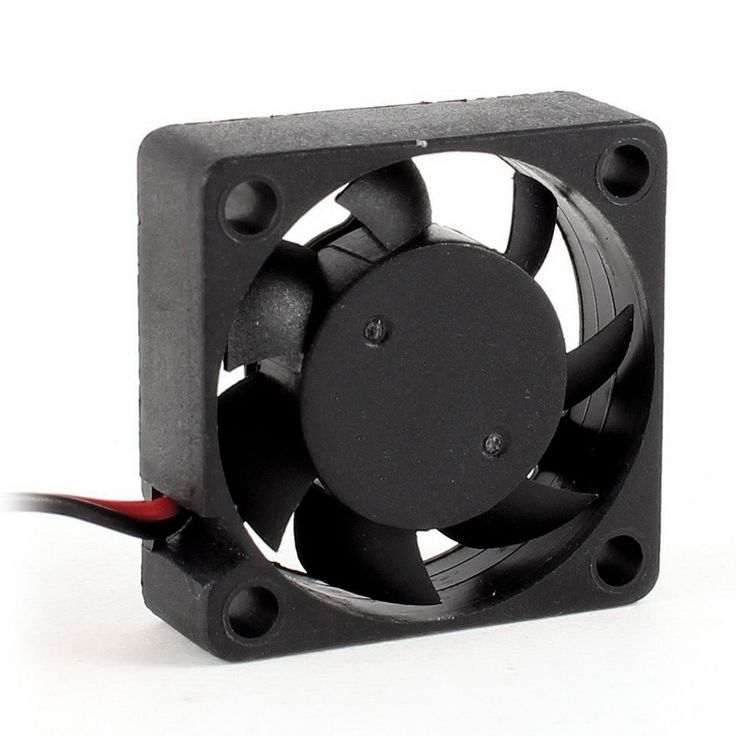 2Pin DC5V 0.12A fan Cool Computer chassis cooling Fans Cooler Radiator Part 30x30x10mm