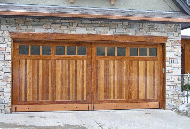 Best 25 garage door trim ideas on pinterest garage for R value of wood garage door
