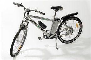 Some Thoughts on Electric Bicycles