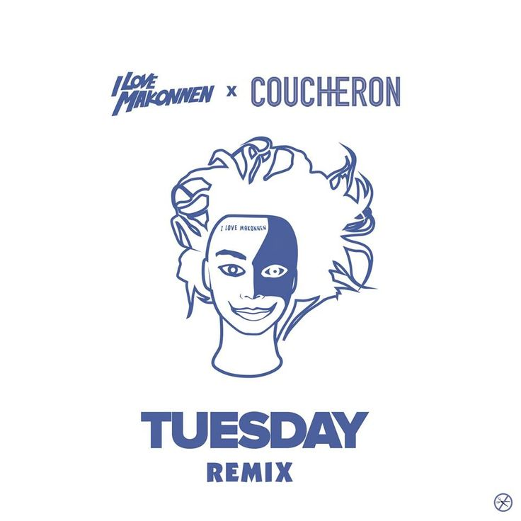 I Love Makonnen's - Tuesday (Coucheron Remix) on The Ultimate Playlist
