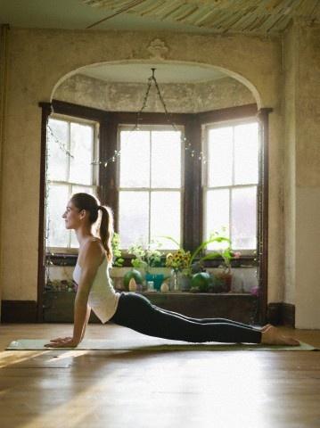 i think no tv room just a yoga room instead the windows - Home Yoga Room Design