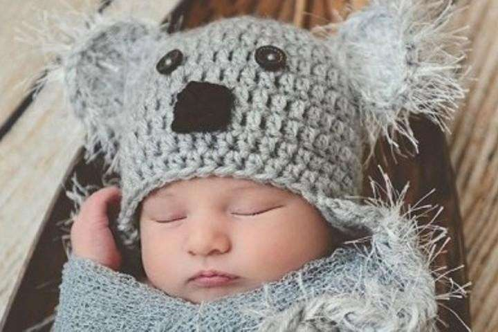nuovo massimo vendita calda vendita a buon mercato nel Regno Unito Cappellini in lana per neonati fai da te - Tra i lavori a maglia ...