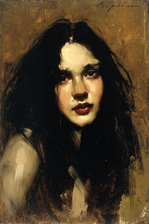 All About Oil Painter Malcolm T. Liepke: The Key to His Portrait Paintings
