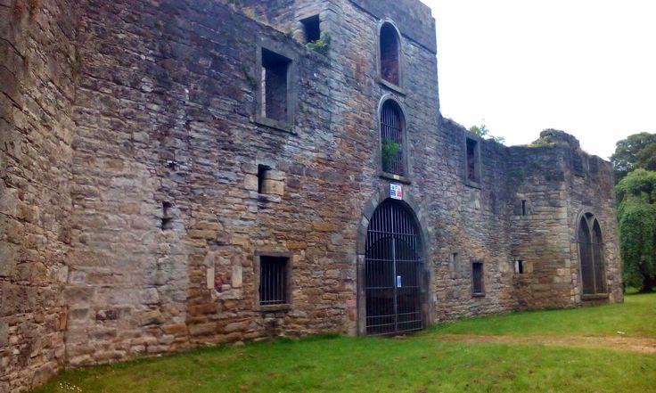 Curwen castle, Workington