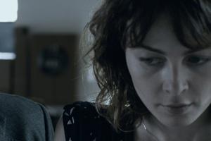 Violante Placido in una scena del film.#ilcecchino