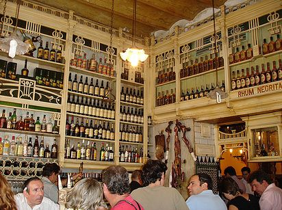 El Rinconcillo (1670) — Seville, Spain | 16 Interesting Facts About The World's Oldest And Coolest Bars