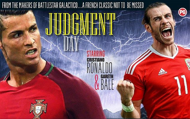Cristiano Ronaldo vs Gareth Bale... the duel to be King of Euro 2016