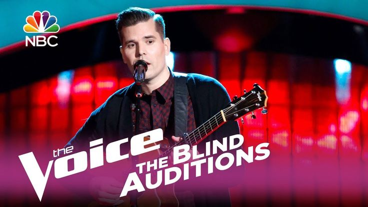 "The Voice 2017 Blind Audition - Dave Crosby: ""I Will Follow You into the..."