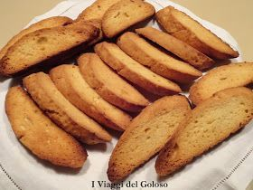 """Le cronache raccontano che un antico forno vicino a un bacino artificiale chiamato """"Lagaccio"""", nel 1593 cominciò a produrre questi bisco..."""