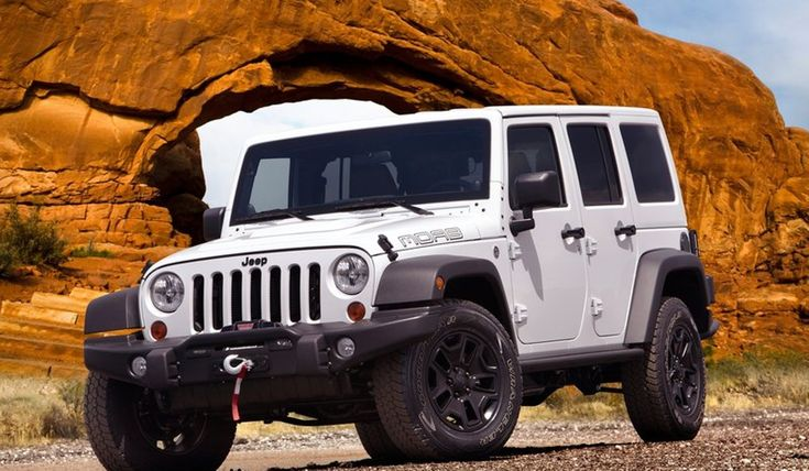 New 2013 Jeep Wrangler Unlimited Moab Review and Price