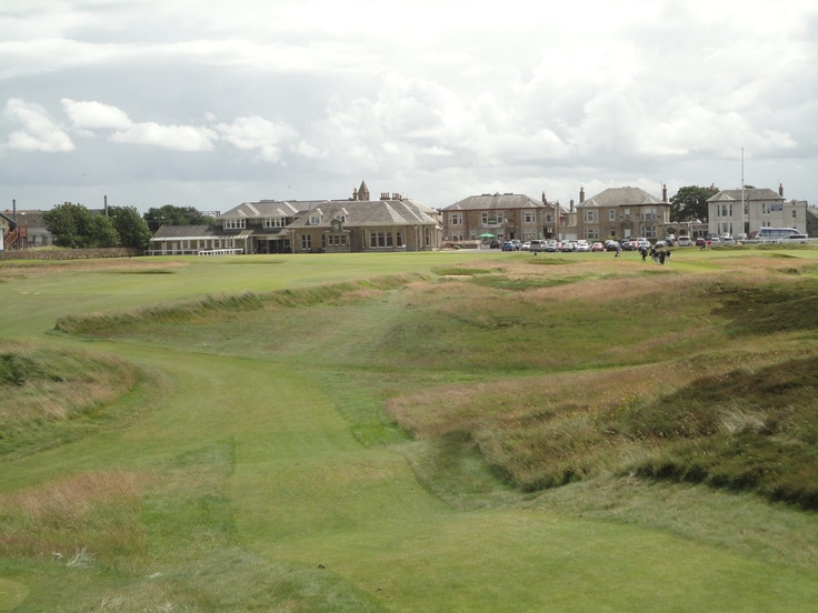 Prestwick- Hugely quirky and host to the first ever Open Championship. You can't not have fun on this back 9.