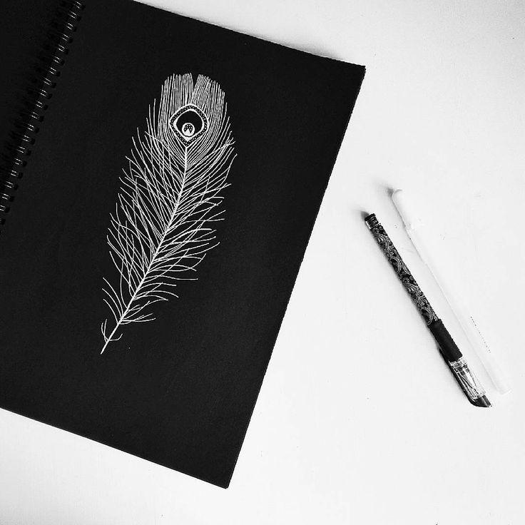 blackpaper white minimal art