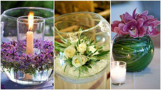 Los centros de mesa siempre son un articulo que hace una decoración hermosa en nuestros eventos, se pueden decorar con infinidad de artícul...