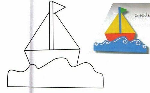 52 best images about boats templates on pinterest. Black Bedroom Furniture Sets. Home Design Ideas