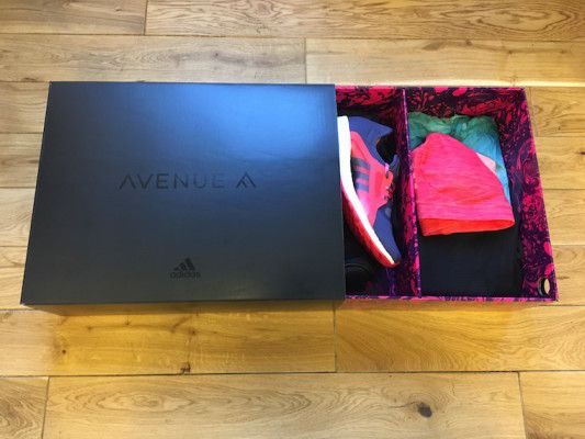 We take a peek inside Adidas' new subscription box